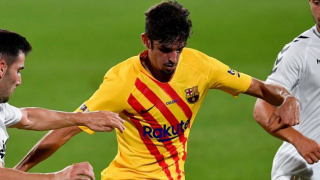 Barcelona winger Francisco Trincao: Little by little I'm gaining confidence
