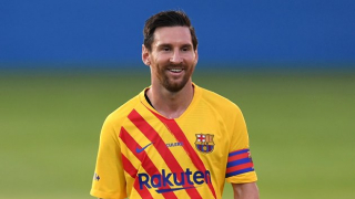 Barcelona chief Amor: We need to leave Messi alone