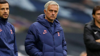 Tottenham boss Mourinho enduring worst period of managerial career