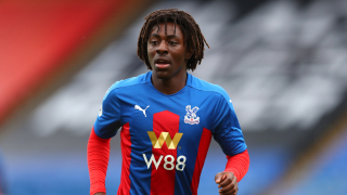 Crystal Palace midfielder Eberechi Eze: I was an Arsenal reject