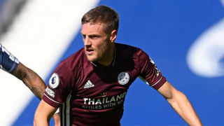​Leicester forward Vardy recovers in time for AEK Athens
