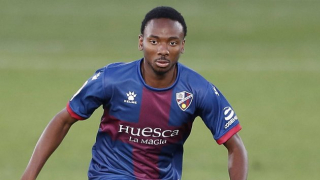 Exclusive: Huesca ace Nwakali reveals he speaks regularly with Arsenal icon Kanu
