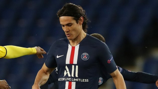 REVEALED: Moyes rejected signing Cavani for Man Utd seven years ago