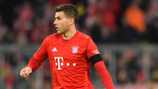 Bayern Munich defender Lucas Hernandez admits considering his options
