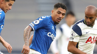Everton boss Ancelotti: Allan and James will continue to improve
