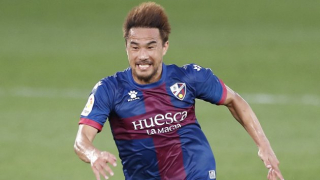 Exclusive: Huesca midfielder Nwakali loving learning from Leicester hero Okazaki