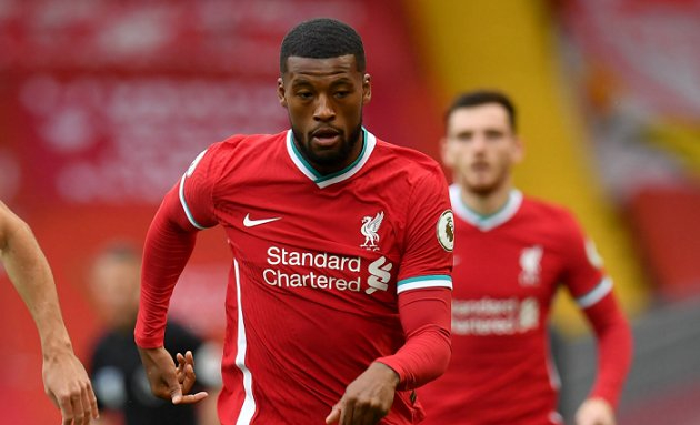 Liverpool make improved contract offer to Wijnaldum
