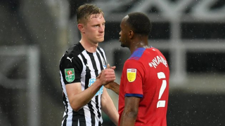 Newcastle boss Bruce admits working closely with Sean Longstaff after Cup win