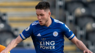 DONE DEAL: Rotherham sign Leicester striker George Hirst.