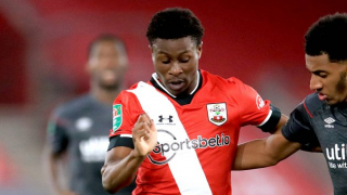 Southampton youngster Nathan Tella mixed emotions after Cup defeat