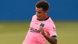 Barcelona confirms Philippe Coutinho knee surgery