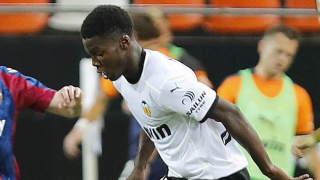 Liverpool, BVB watching Valencia teenager Yunus Musah