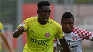 Union Berlin striker Taiwo Awoniyi: My dream the Premier League; if I must leave Liverpool...