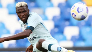 Victor Osimhen: Why I chose Napoli over Premier League