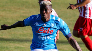 Napoli striker Osimhen: Choosing Drogba as role-model good for me