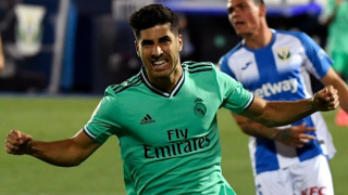Real Madrid winger Asensio takes Bale shirt