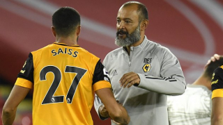 Wolves boss Nuno: I've huge admiration for Sheffield Utd
