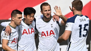 Son form continues as Tottenham survive scare against Shkendija