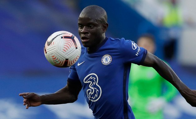 Chelsea boss Lampard reveals he has so much faith in Kante