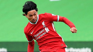 ​Liverpool manager Klopp happy with Minamino improvement