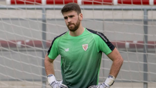 Athletic Bilbao keeper Herrerin wanted by Everton, Crystal Palace