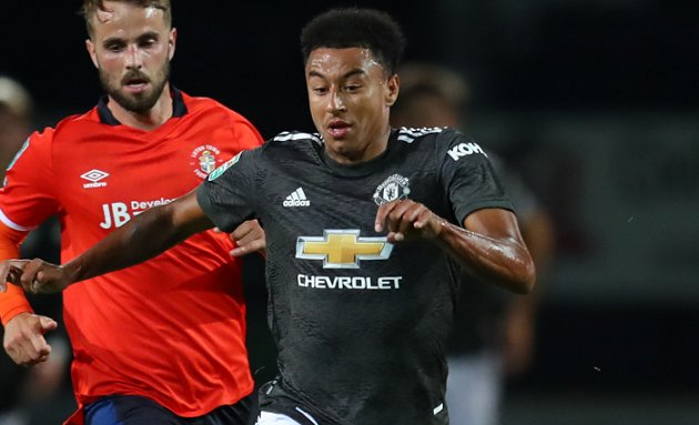 Jesse Lingard in talks with Ligue 1 side Nice over  potential loan move