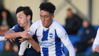 Brighton boss Potter confident keeping Leeds target Roberts