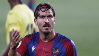 Levante coach Lopez confident keeping hold of Campana