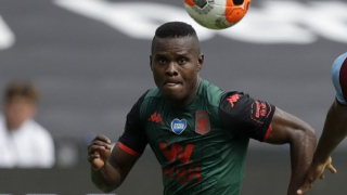 Genk interested in Aston Villa striker Mbwana Samatta
