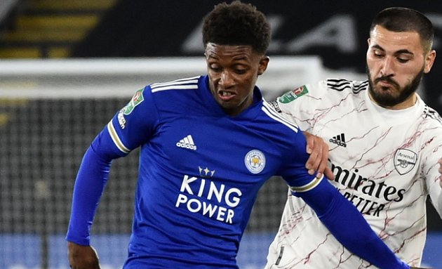 Leicester boss Rodgers confirms: Gray seeking to leave