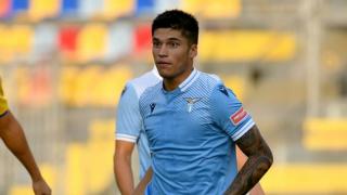Lazio midfielder Joaquin Correa admits relief after Club Brugge draw