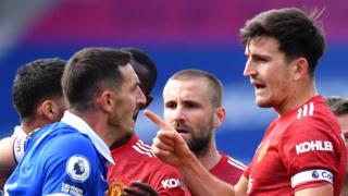 Shearer insists no reason for Man Utd panic