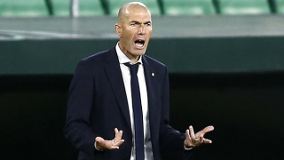Real Madrid coach Zidane: We go to Atalanta to win