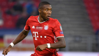 Zahavi hints Real Madrid remain favourites to sign Bayern Munich defender Alaba