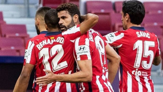 Atletico Madrid coach Simeone cannot rule out Diego Costa sale