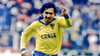 Son of Cadiz great Magico Gonzalez signs with club
