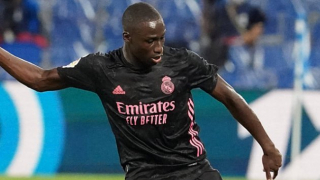 Real Madrid fullback Mendy: I'm not  a first-choice