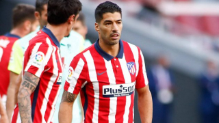 Atletico Madrid coach Simeone hails 2-goal Suarez: My greatest signing...?