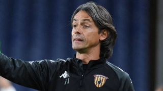 Benevento coach Inzaghi proud of players in Napoli defeat