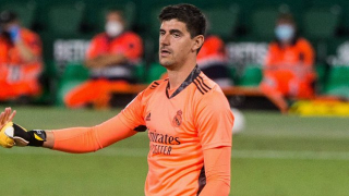 Real Madrid keeper Courtois: Granada pushed us all the way