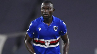 Fulham, Celtic watching Sampdoria defender Omar Colley
