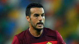 Pedro delighted to prove Roma matchwinner