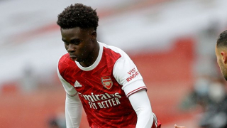 Arsenal chief Edu delighted with new deals for Saka, Martinelli and Aubameyang