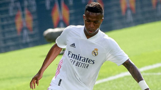 ​Liverpool target Vinicius Jr pledges loyalty to Real Madrid