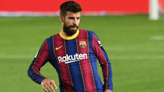 Barcelona defender Pique takes aim at PSG winger Di Maria over Messi claim