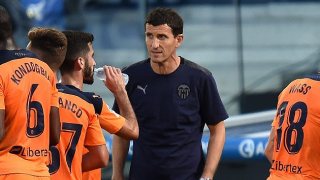 Javi Gracia releases statement over Valencia exit rumours