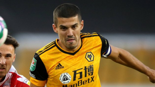 Wolves captain Coady unimpressed by Carragher pushing Liverpool transfer talk