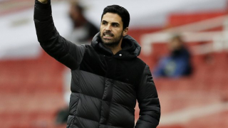 Arteta: I know Arsenal fans buzzing after Partey deal; he's ready for Man City