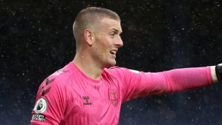 ​Everton keeper Pickford under threat of axe for Newcastle game