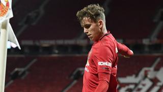 Ex-Man Utd midfielder McGhee chose Braga over Rangers